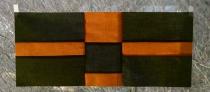 Green and Orange Block