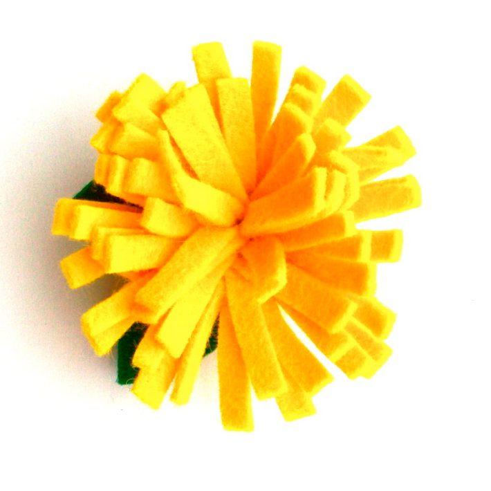 Day 13- Yellow Mum