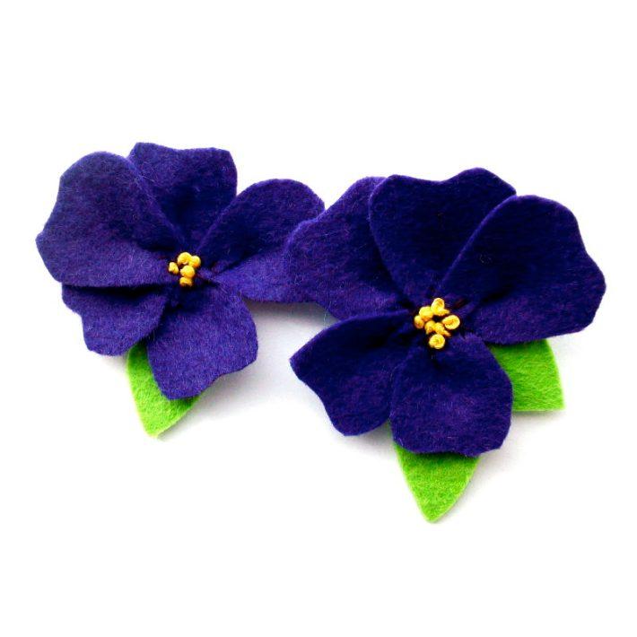 Day 11 & 12 - Violets