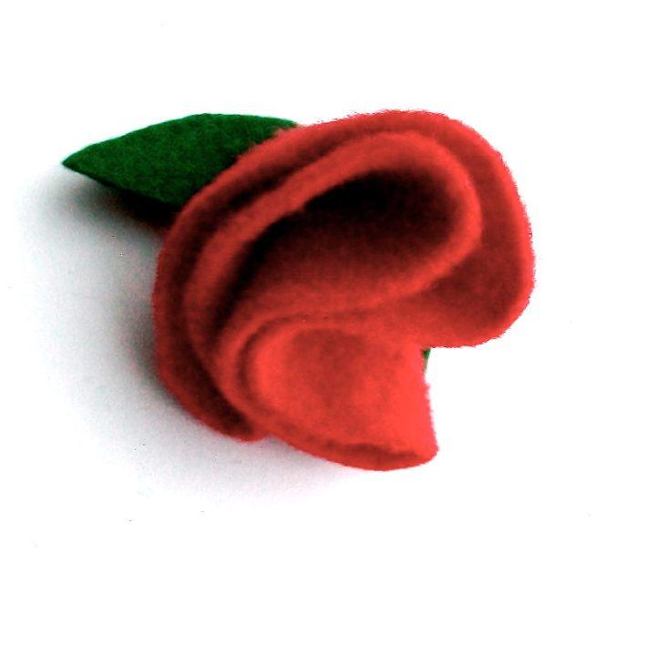 Day 15- Red Ranunculus