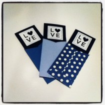 Baby envelopes for Love Cards