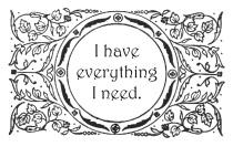 Everything I Need