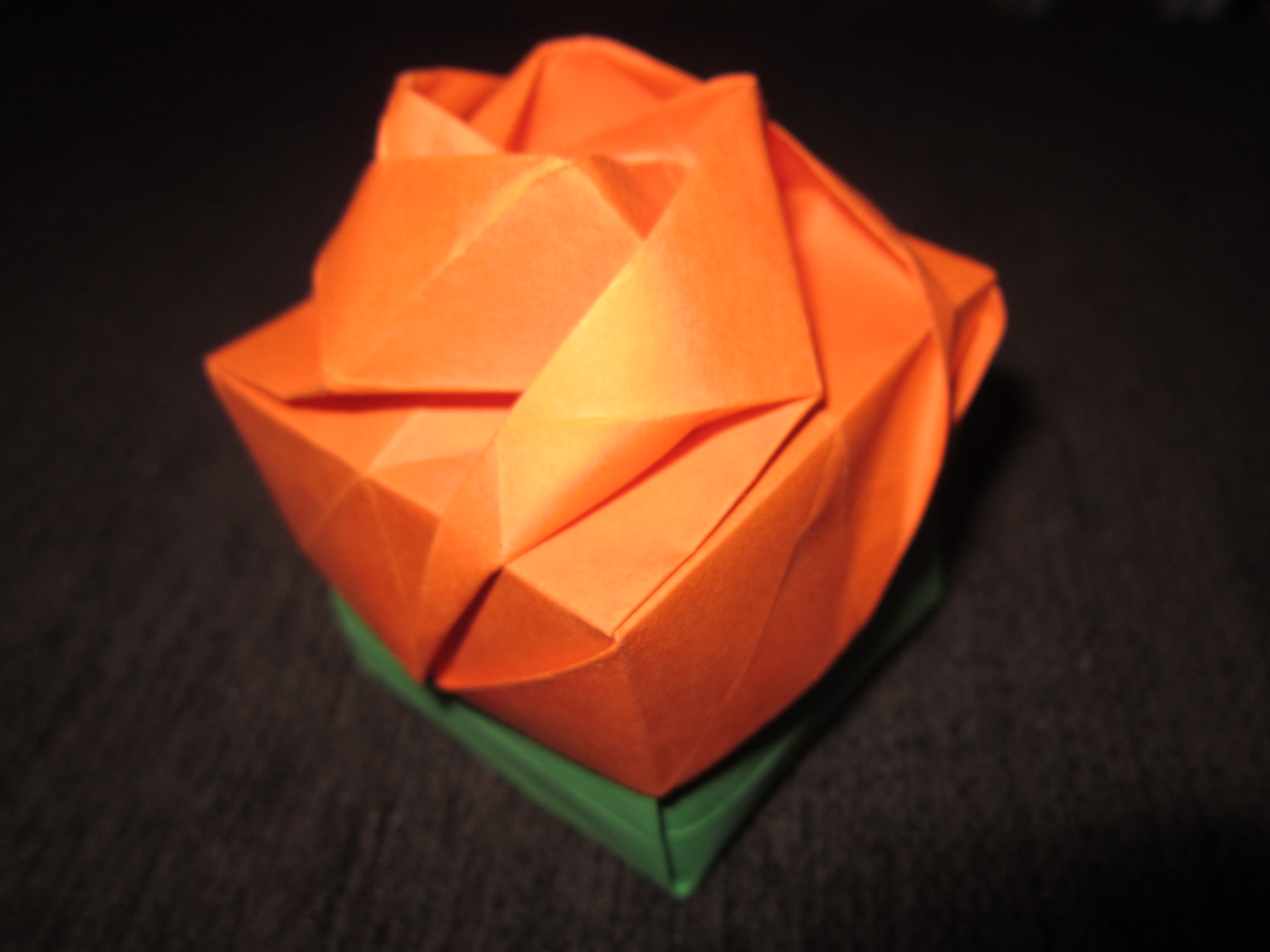 tad 3 � rose origami box thingaday forever