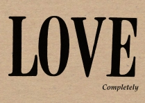 love completely
