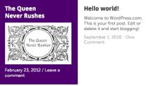 PAX blog screen shot