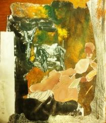 woman in the window, 2012
