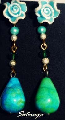Bllu Fairy earrings