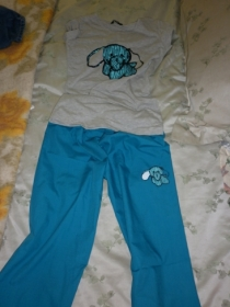 Kids PJ Pants