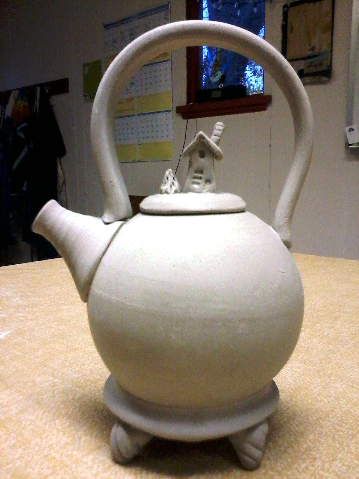 And Ten: Little bitty teapot.