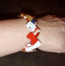 Chip Bag Bracelet