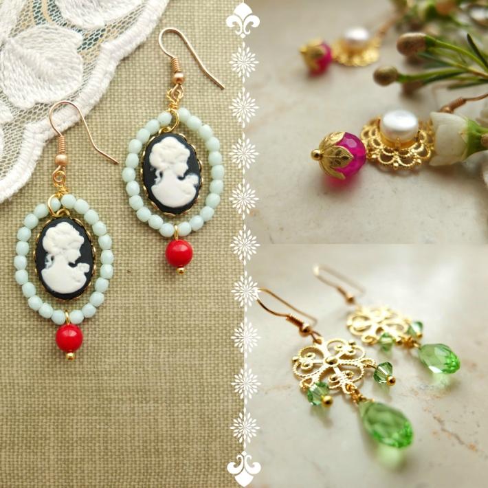 earrings Collage19