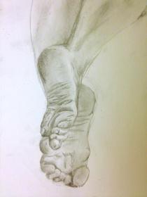 feet-sketch