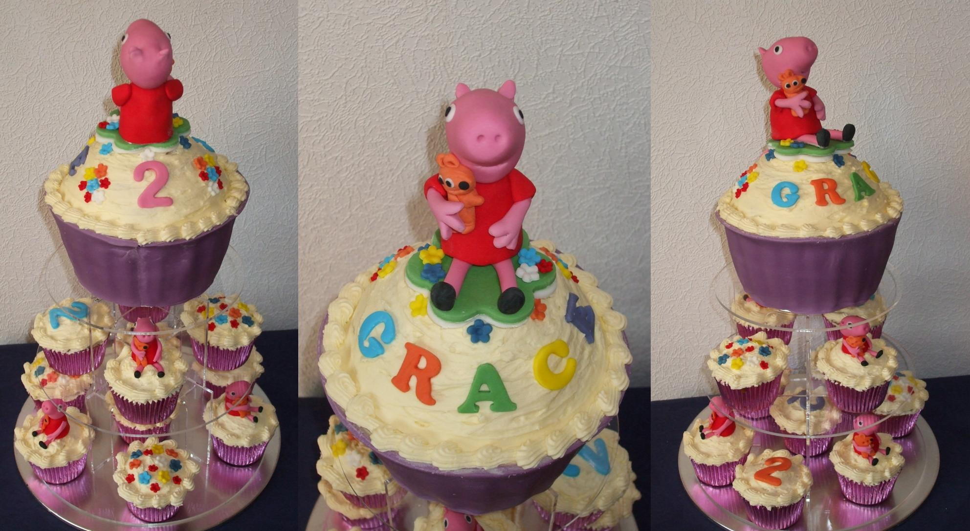 Birthday Girl Meets Peppa Pig Thing A Day Forever