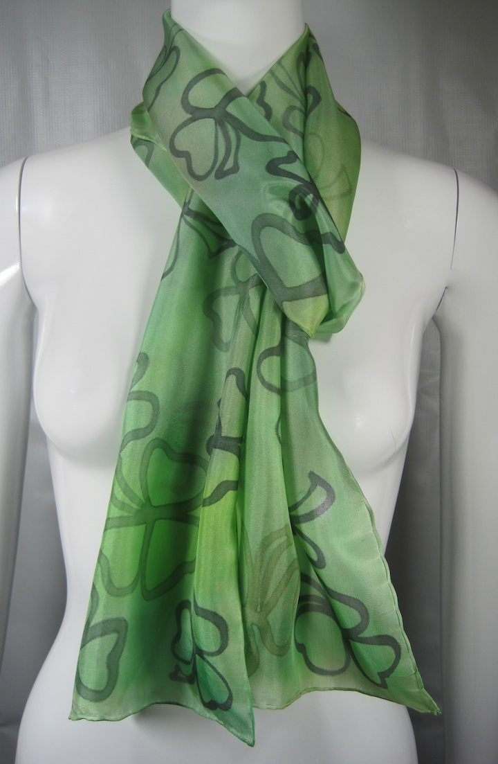 st patrick s day scarves thing a day forever