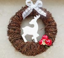Kitchen wreath1