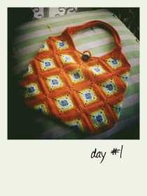 my latest crochet Finished Object