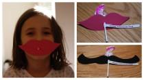 Valentine Lips/Mustache