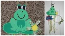 Frog Clip Holder