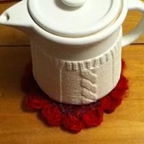 teapot mat