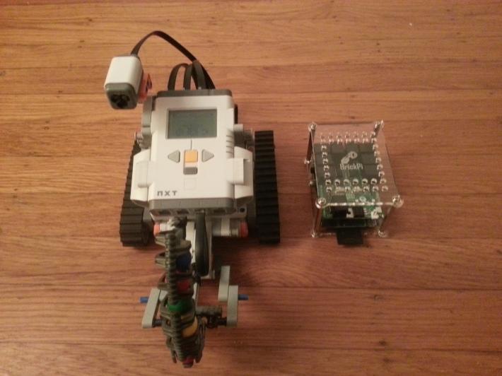 Day 3 - BrickPi Shooterbot