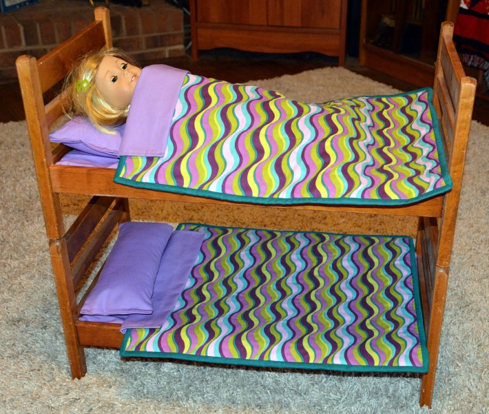 Day 26: Bunk Bed Set